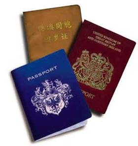 Passports For Travel