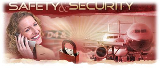 Travel Safety & Security Banner