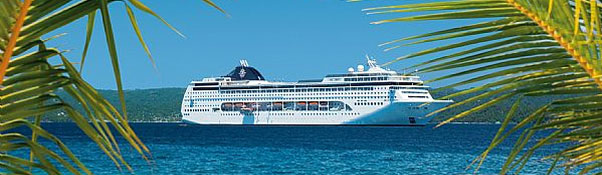 Cruise Holiday Banner
