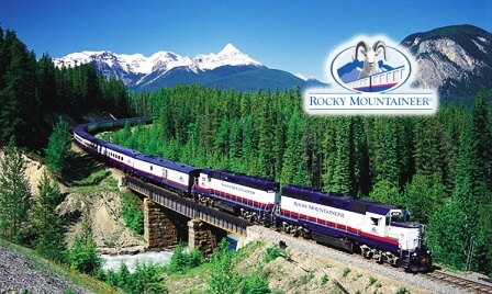Discover Rocky Mountaineer Railtours in British Columbia