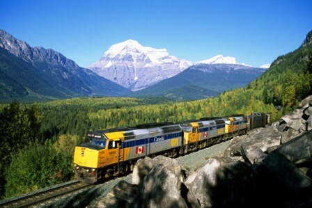 via- rail holidays