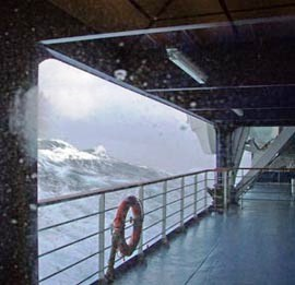 Avoid Rough Seas Cruise Ship Sailing  Gr8 Travel Tips