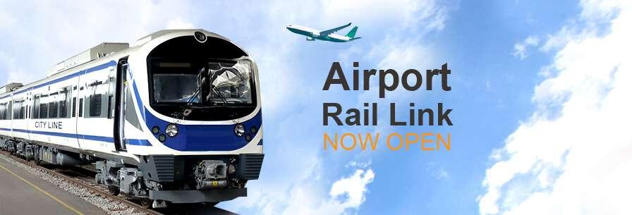 Bangkok Airport Rail