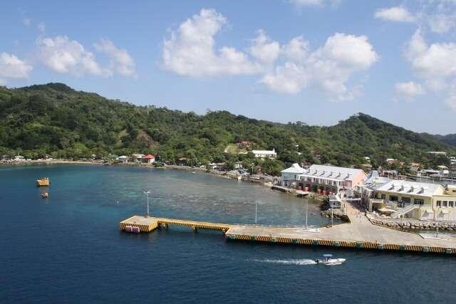 Island of Roatan Honduras