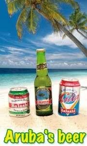 Balashi Beer Aruba