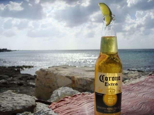 Bia Corona Mexico