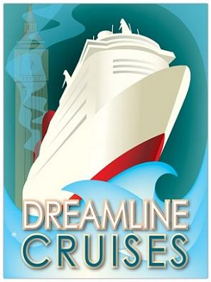 Cruise Holiday Poster