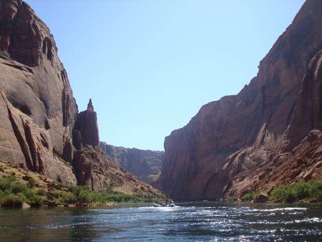 Bryce Canyon River Rafting