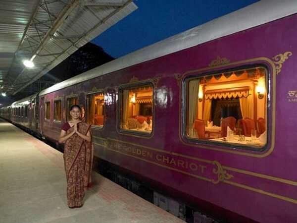 Golden Chariot India