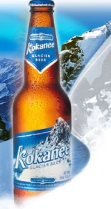 Kokanee Glacier Beer