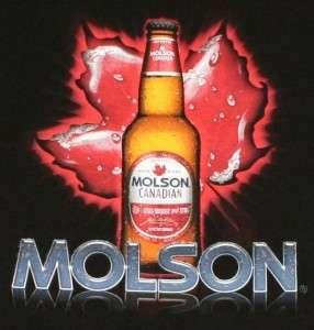 Bia Canada Molson
