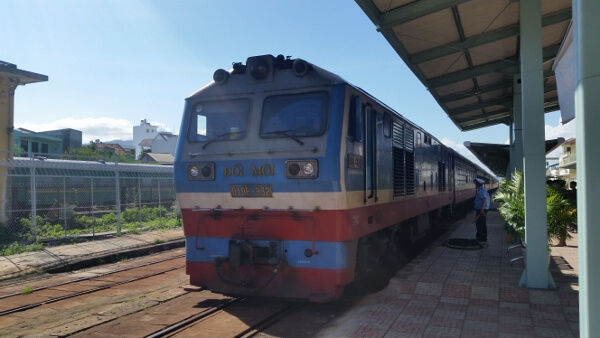 Rail Travel Vietnam