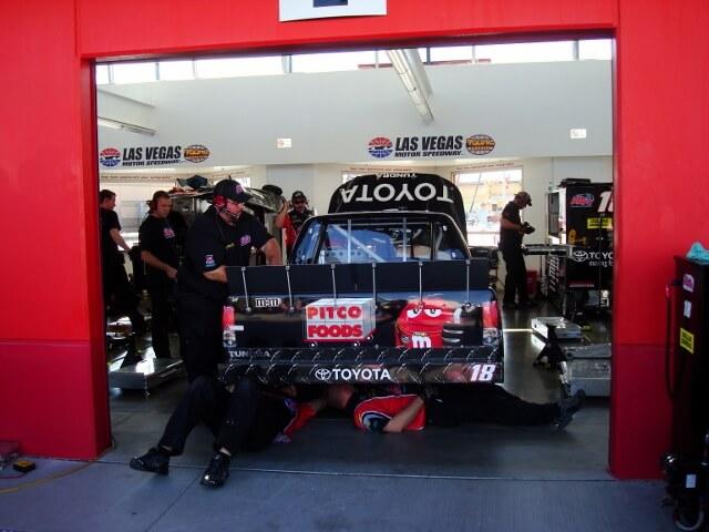 Truck Racing Las Vegas