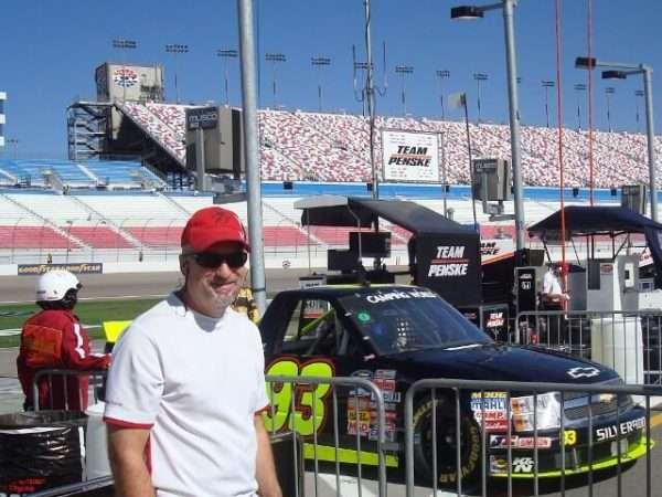 Nascar Truck Race Las Vegas Nevada