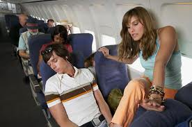 A Few Important Airplane Travel Tips On Etiquette