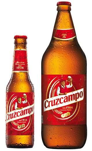 Bia Cruzcampo