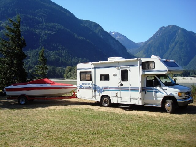 Favorite Campgrounds In America