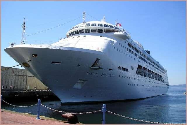 Regal Princess Ship