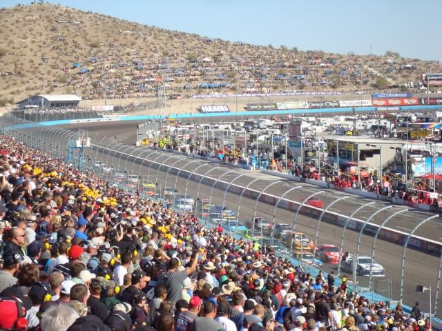 Nascar Racing Phoenix Arizona