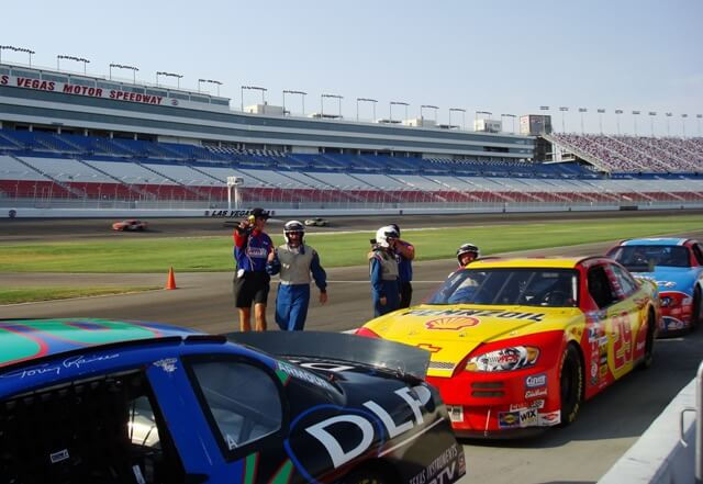 The Richard Petty NASCAR Driving Experience