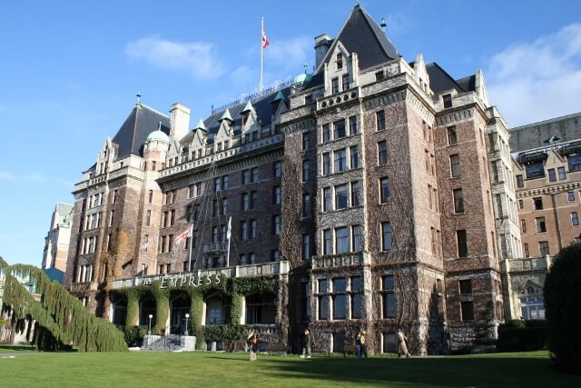 Visit Beautiful Victoria BC Canada