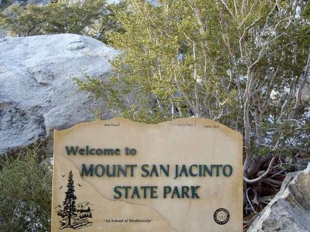 Mt. San Jacinto State Park