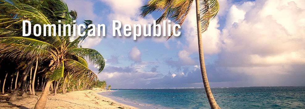 Dominican Republic Holidays Banner
