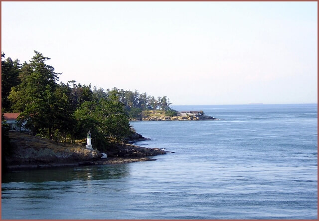 BC ferry trip