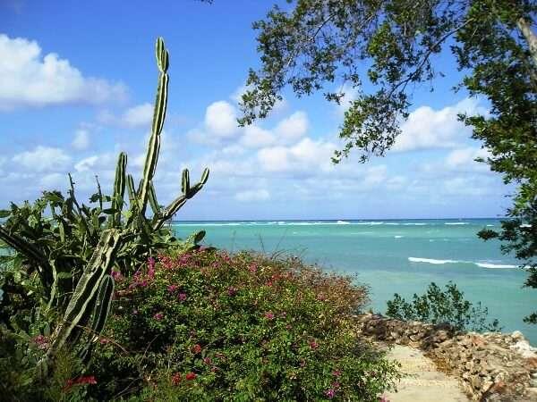 Cuba Oceanfront Scenery