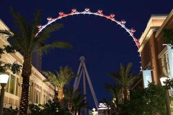 High Roller Coaster Las Vegas