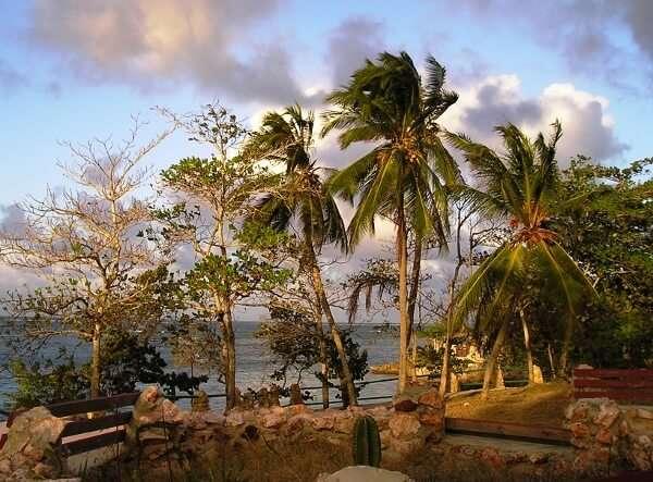 Holquin Cuba Sunset