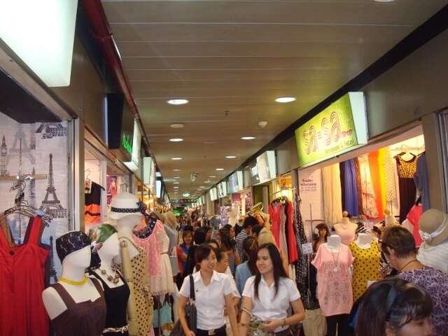 Platinum Fashion Mall BangkokThailand
