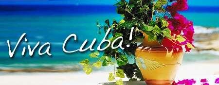 viva cuba holidays banner