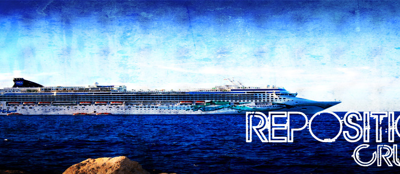 A Look at Repositioning Cruise Specials