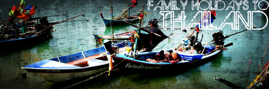 Family Holidays to Thailand