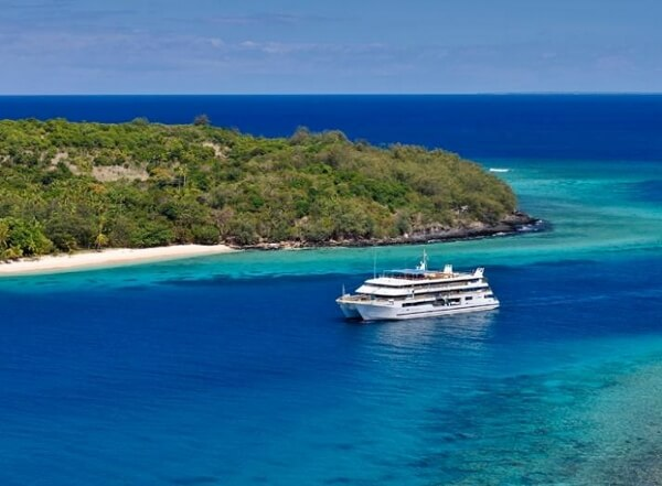 Fiji Blue Lagoon Cruises