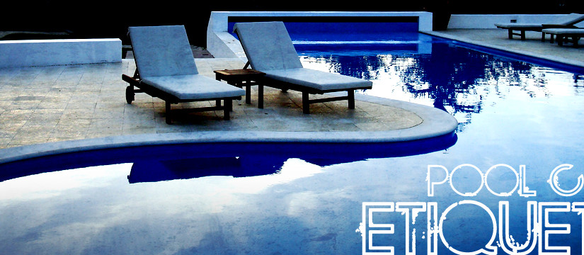 Check Out These Pool Chair Etiquette Tips