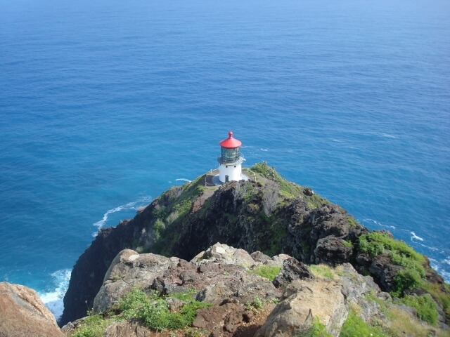 Lighthouse Park Oahu Hawaii