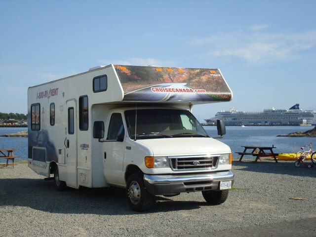 Rental RV in North America