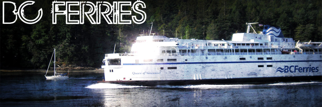 Experience British Columbia Ferry Travel