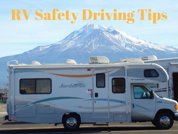 RV Safety Driving Tips
