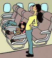 Air Travel Health Tips For Your Flight