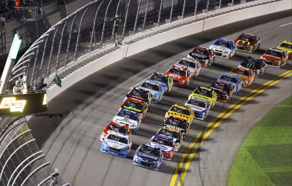 Daytona NASCAR Night Racing