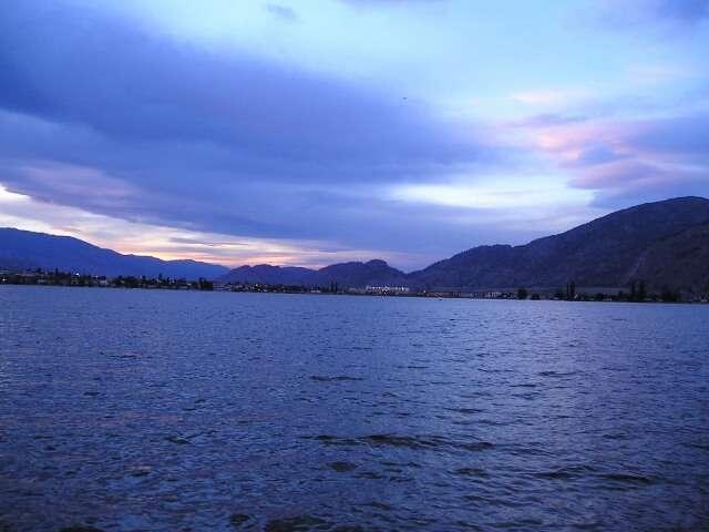 Osoyoos Lake Photograph - Travel Memories