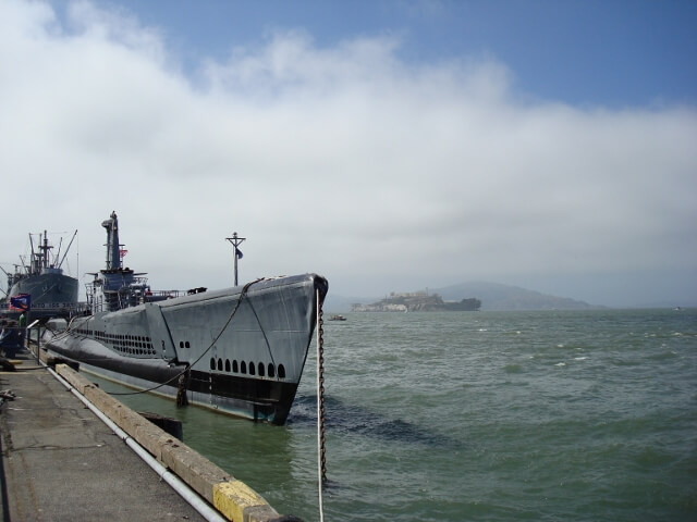 USS Pampanito San Francisco