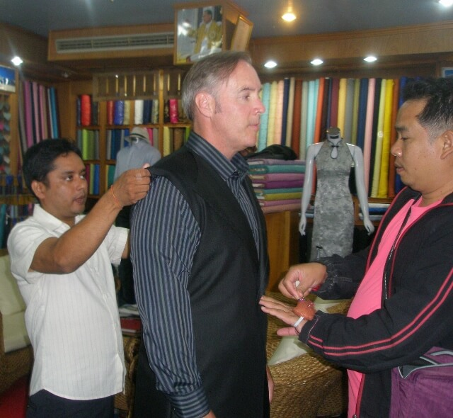 Koh Samui Tailor Shops