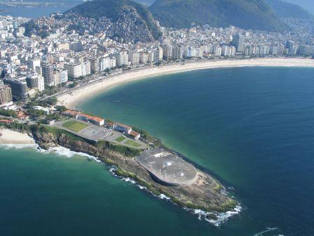 Don't Miss Beautiful Copacabana Beach In Rio