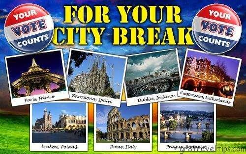 City Breaks Poster