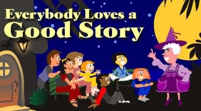 Story Telling Cartoon
