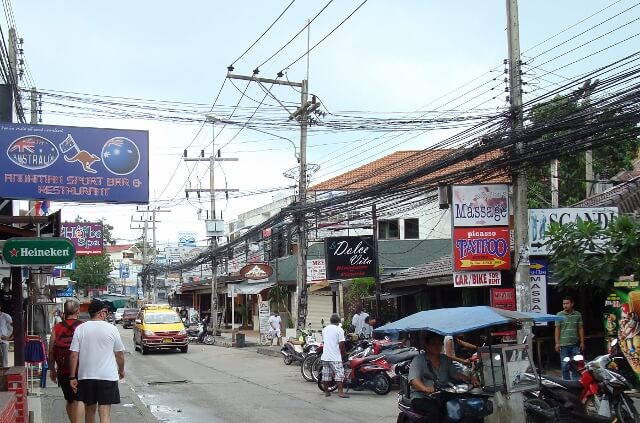 Chaweng Town Center Koh Samui